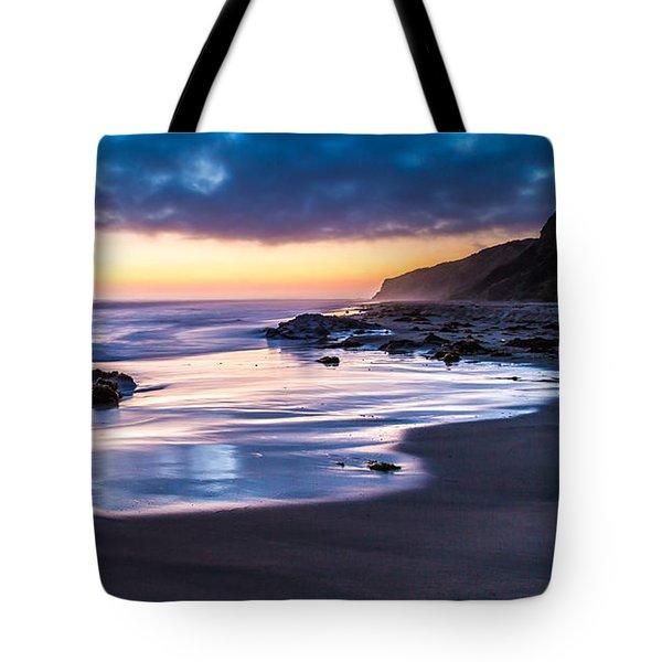 Sunset Shine Tote Bag