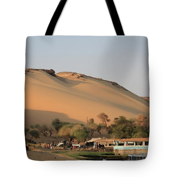 Sunset Tote Bag by Silvia Bruno