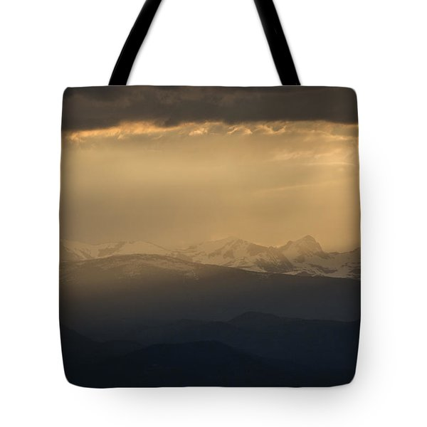 Tote Bag featuring the photograph Sunset Softness by Colleen Coccia