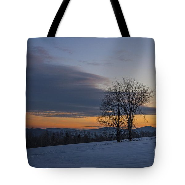 Sunset Solitude Tote Bag by Alana Ranney