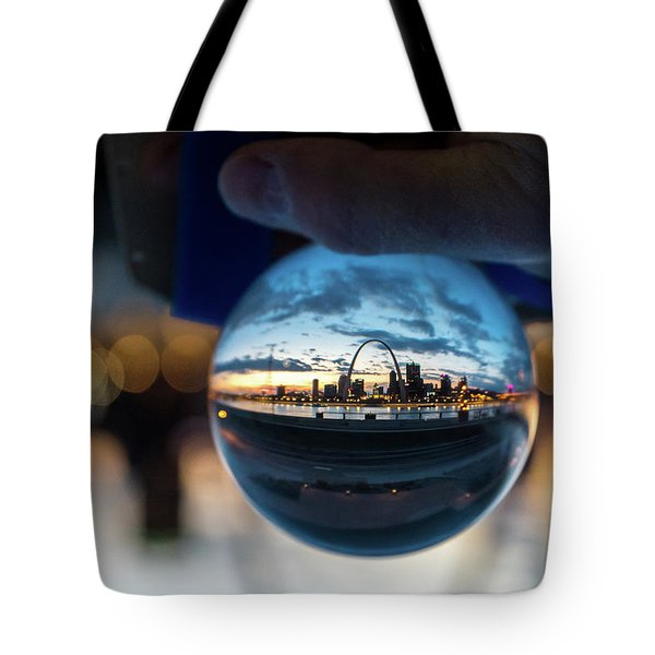 Sunset St. Louis II Tote Bag