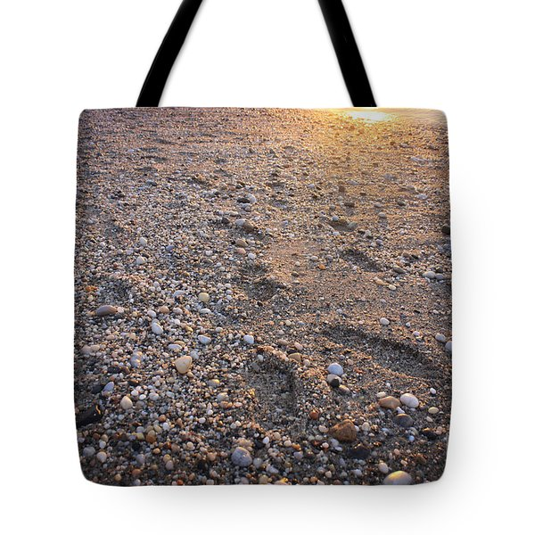 Sunset Step Tote Bag