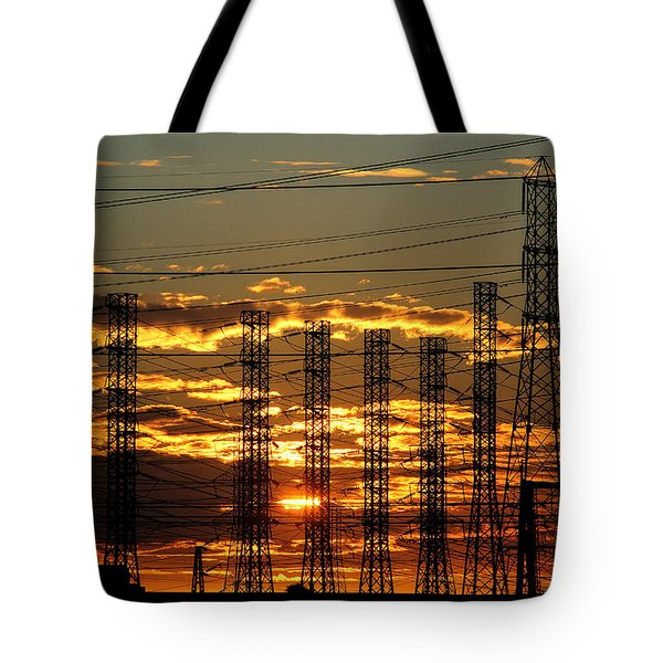 Sunset Today Tote Bag