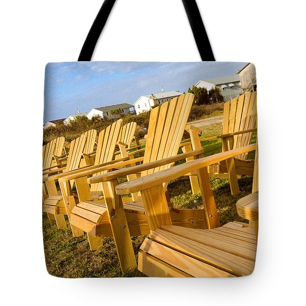 Sunset Watch Tote Bag