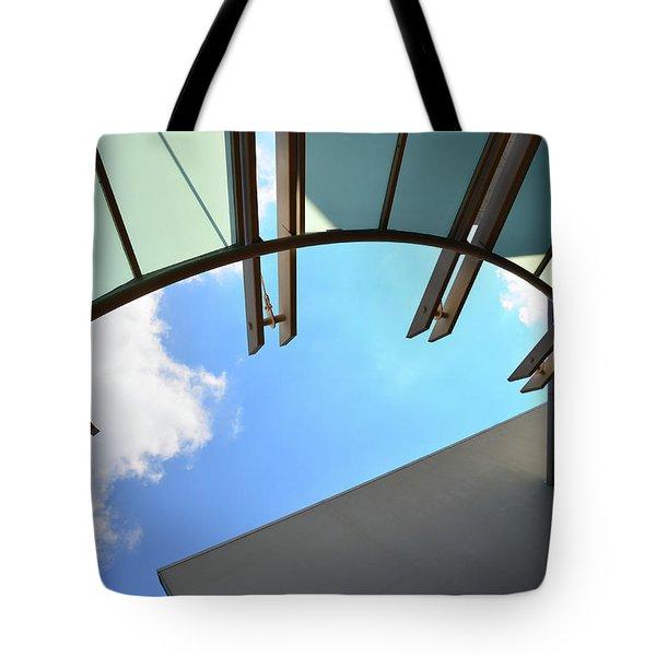 Sunshade Tote Bag