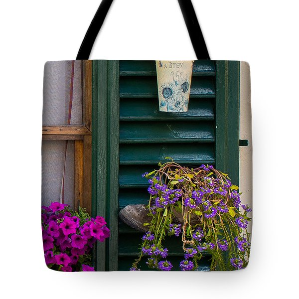 Sunshine A Stem Tote Bag