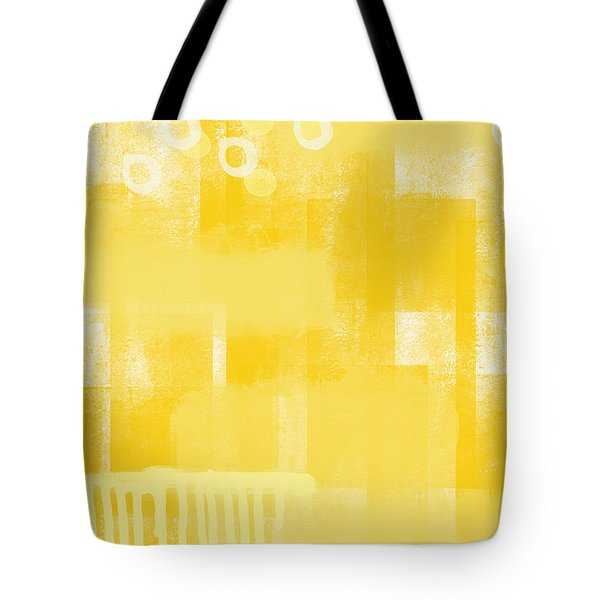Sunshine- Abstract Art Tote Bag