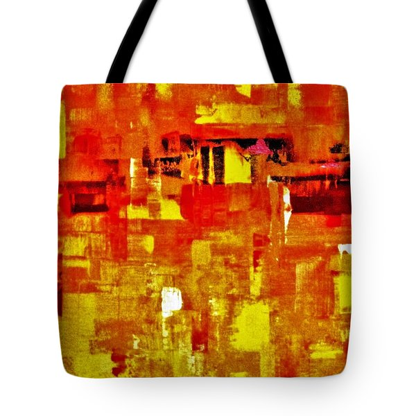 Sunshine Almost Always Makes Me High Tote Bag