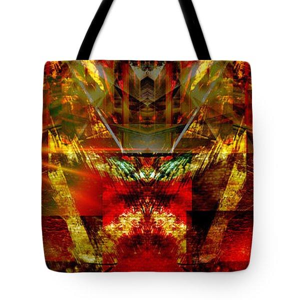 Tote Bag featuring the digital art Sunshine.. by Art Di