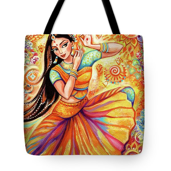 Sunshine Dance Tote Bag