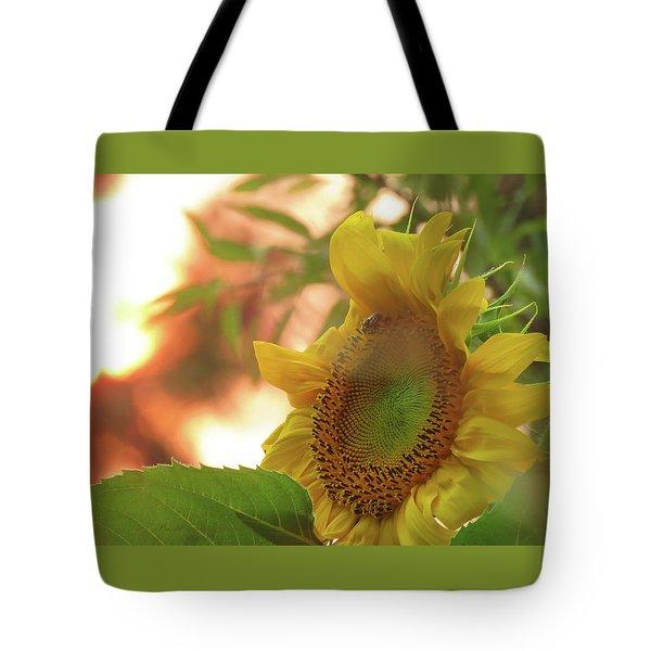 Sunshine In The Garden 3 Tote Bag
