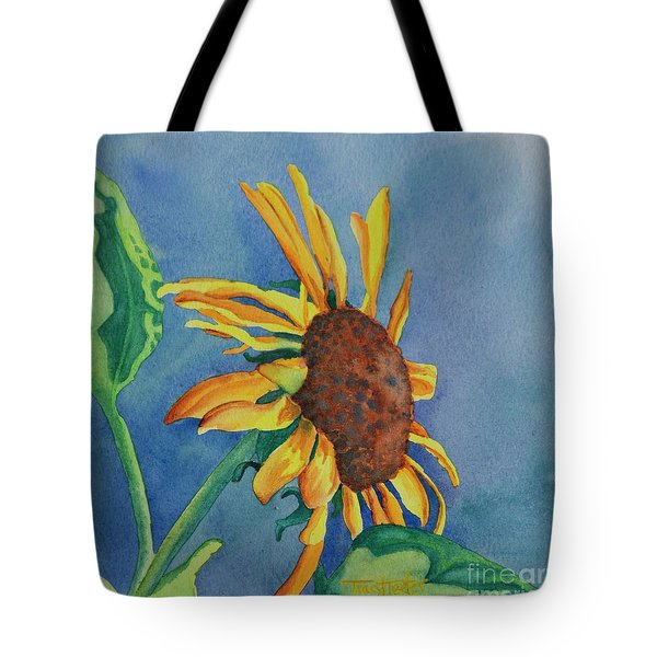 Sunshine On My Shoulders Tote Bag by Tracy L Teeter