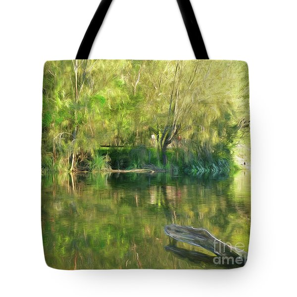 Tote Bag featuring the photograph Sunshine On Nature By Kaye Menner by Kaye Menner