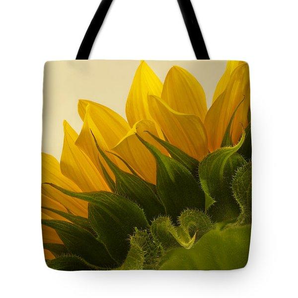 Sunshine Under The Petals Tote Bag