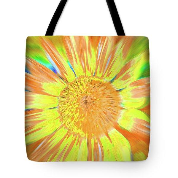 Sunsoaring Tote Bag