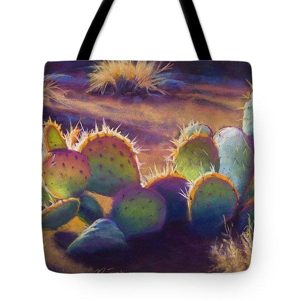 Sunstuck Tote Bag