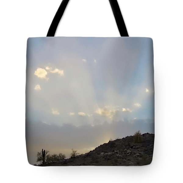 Suntensed Tote Bag