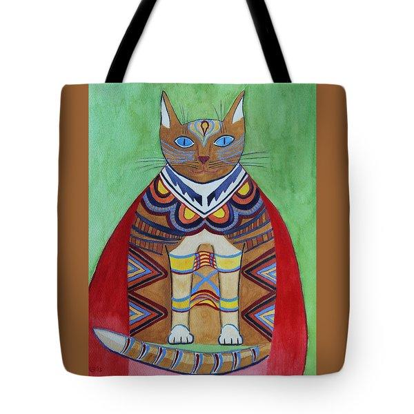 Super Cat Tote Bag