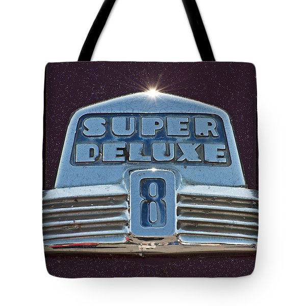 Super Deluxe 8 Tote Bag