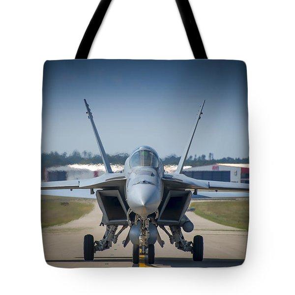 Super Hornet 002 Tote Bag