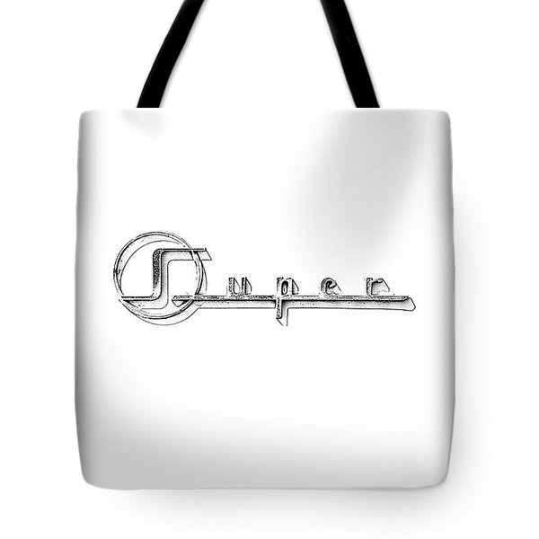 Tote Bag featuring the photograph Super by Jeffrey Jensen