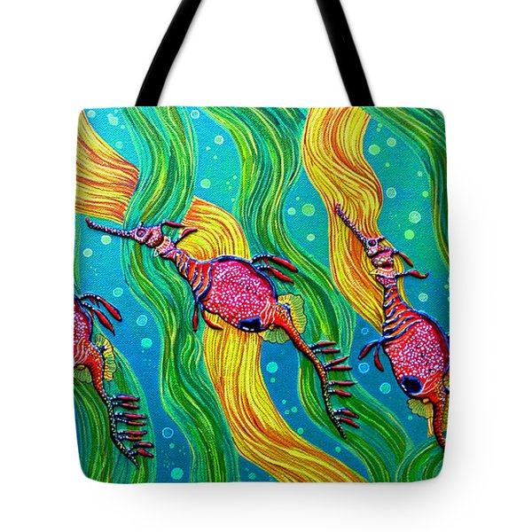 Super Late For Supper Tote Bag