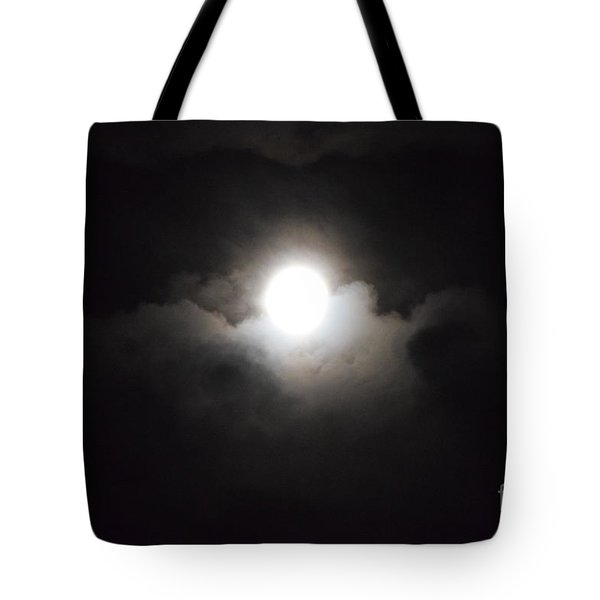 Super Moon 1 Tote Bag