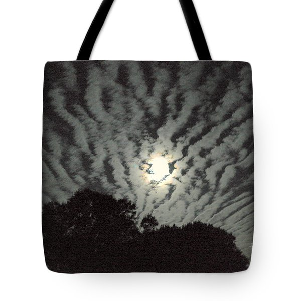 Super Moon Tote Bag by Irma BACKELANT GALLERIES