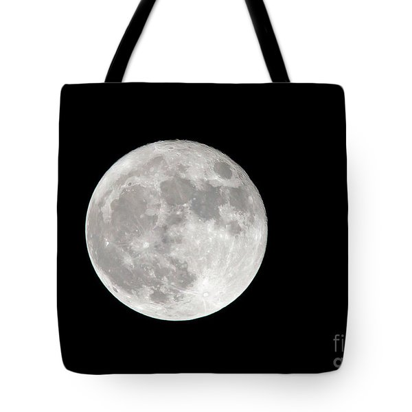 Super Moon Tote Bag by Kevin McCarthy