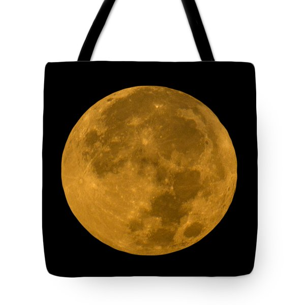 Super Moon Monday Tote Bag