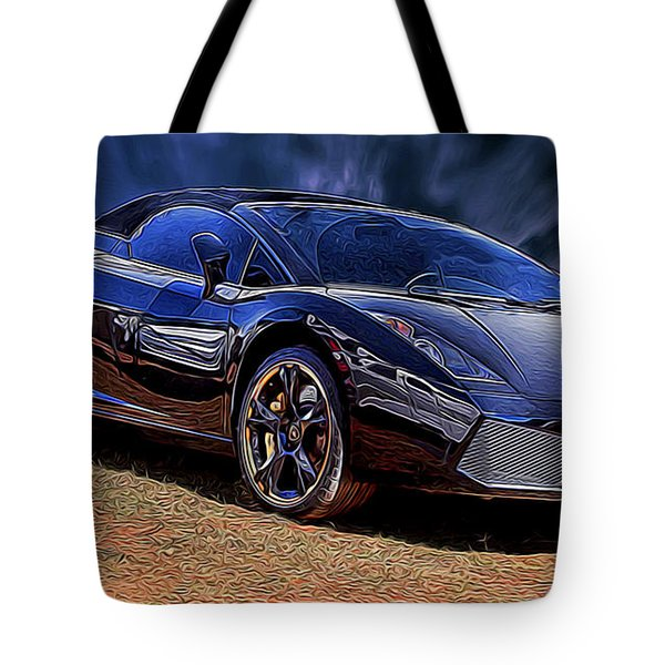 Super Speed Tote Bag
