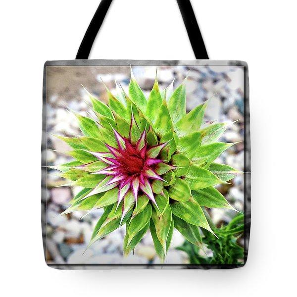Super Summer Weed Tote Bag by Robert Clayton