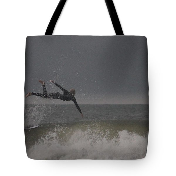 Super Surfing Tote Bag