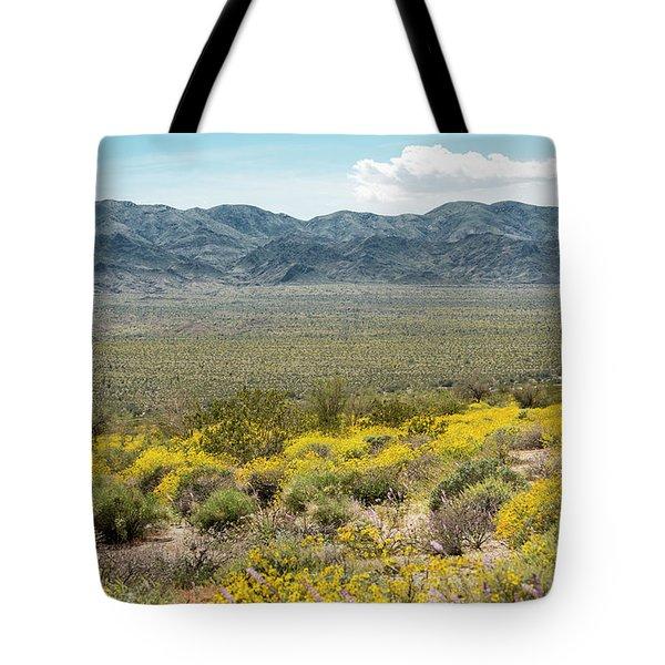 Superbloom Paradise Tote Bag