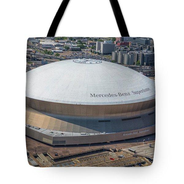 Superdome Tote Bag