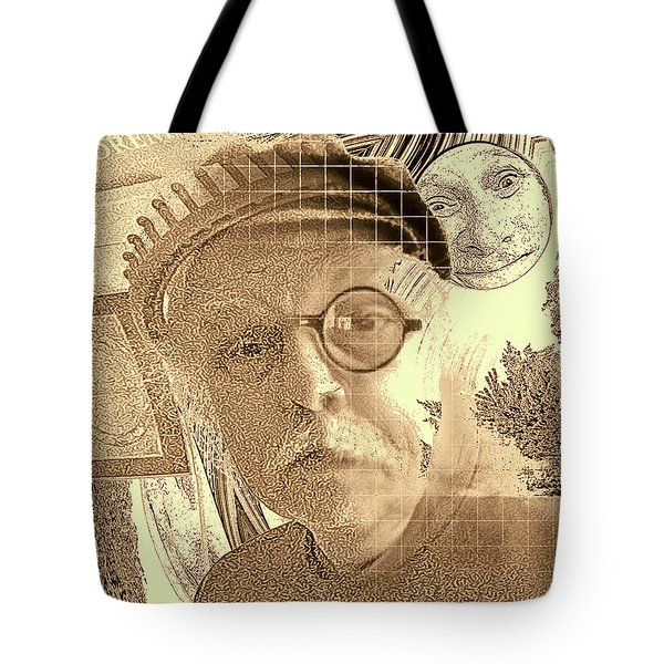 Superego, Ego, And Id Tote Bag