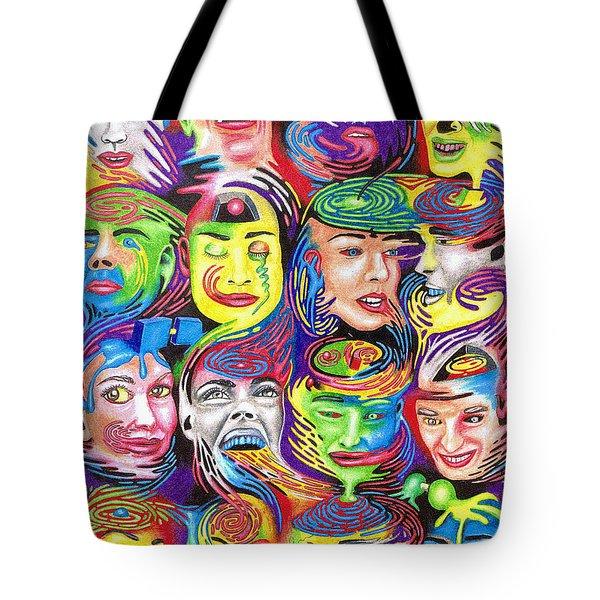 Supererogatory Cognizance Tote Bag