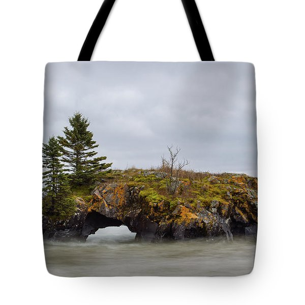 Superior Shores Tote Bag