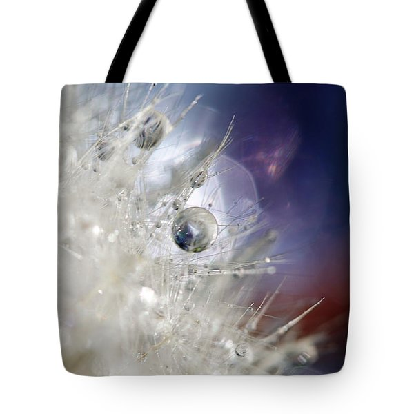 Tote Bag featuring the photograph Supernova by Amy Tyler