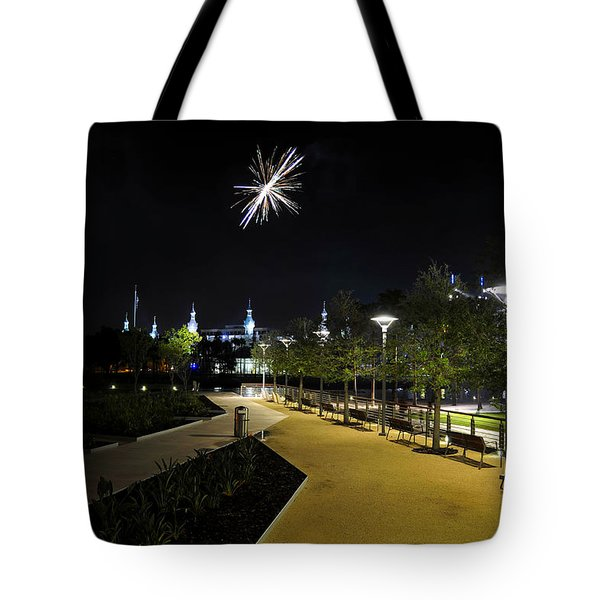 Supernova Tote Bag by David Lee Thompson