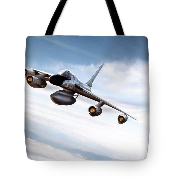 Supersonic Sensation Tote Bag