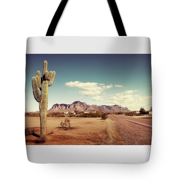 Superstition Tote Bag by Joseph Westrupp