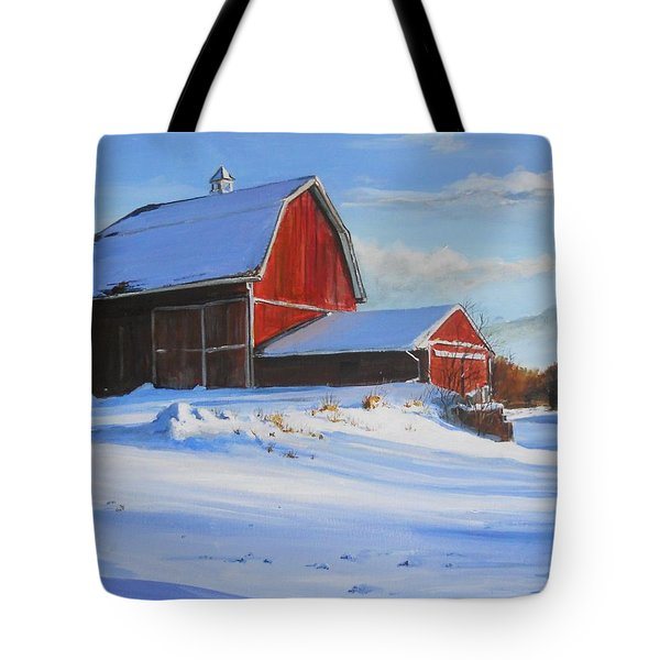 Suppertime Tote Bag