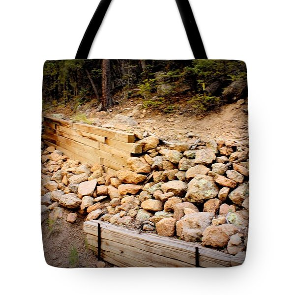 Tote Bag featuring the photograph Support by Beauty For God