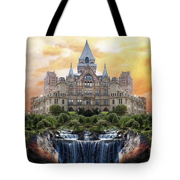 Supported Tote Bag