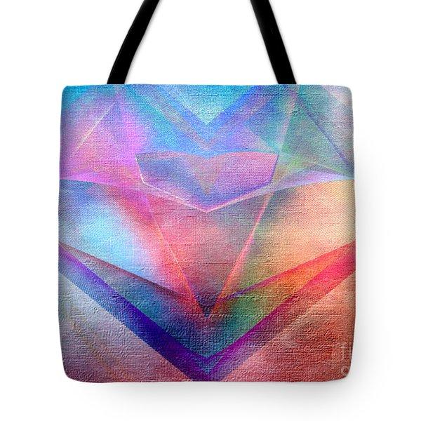 Supreme Tote Bag by Karo Evans