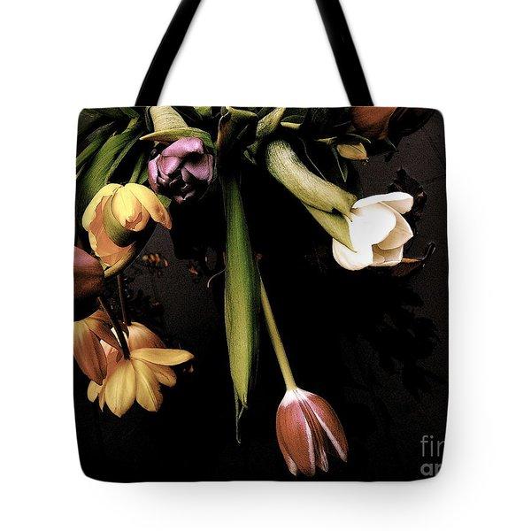 Tote Bag featuring the photograph Sur Un Air Du Xviiie Siecle by Danica Radman