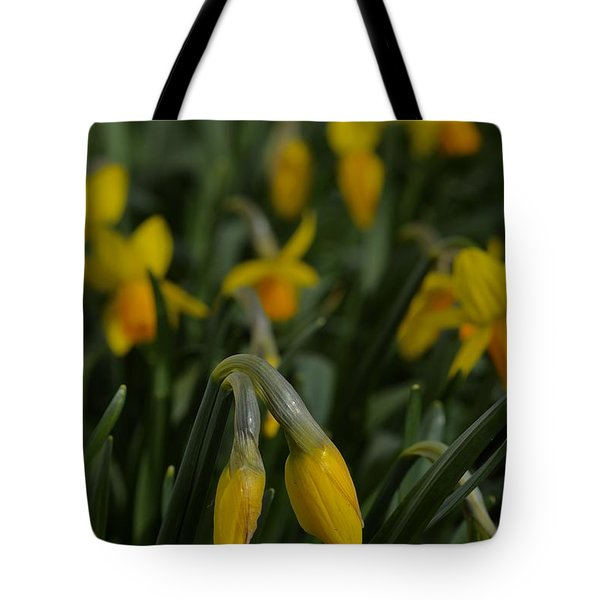 Sure Enough Spring Tote Bag