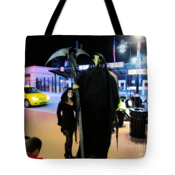 Surely The Night's Best Tote Bag by Kelly Awad