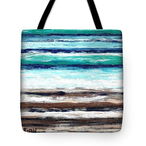 Surf And Turf Tote Bag